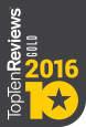 Top ten gold award 2016